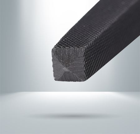 Picture for category SQUARE FILE - SMOOTH CUT