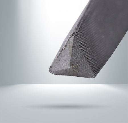 Picture for category THREE SQUARE FILE - SMOOTH CUT